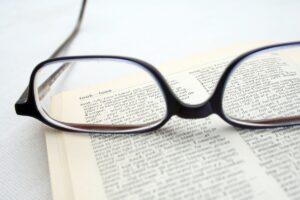 Strona ze słownika